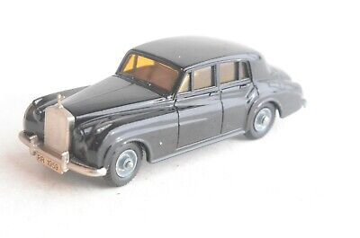 £1.41 • Buy Budgie Models No 102 Rolls-Royce Silver Cloud - Made In England