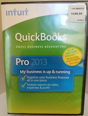 £24.78 • Buy Quick Books Pro 2013 - Small Business