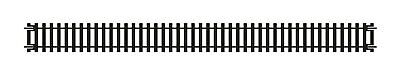 £3.44 • Buy Hornby Double Straight Track