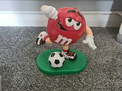 £9.99 • Buy Red M&m Football Sweet Dispenser Collectable