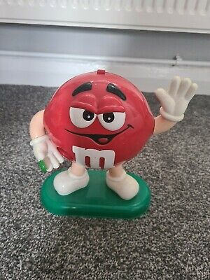 £9.99 • Buy M&m's Red Sweet Dispenser Collectable Vintage