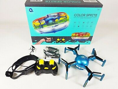 £49.99 • Buy LED Gesture APP RC Radio Control Sky Writing UFO Model Toy Drone Helicopter UK