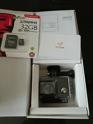 £15 • Buy Victure Gopro Style Camera. Underwater Sports Video