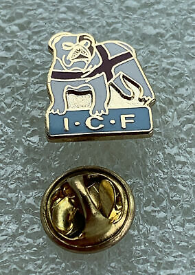 £5.99 • Buy Old & Rare West Ham Supporter Enamel Badge ICF Hooligan Firm - Add To Collection