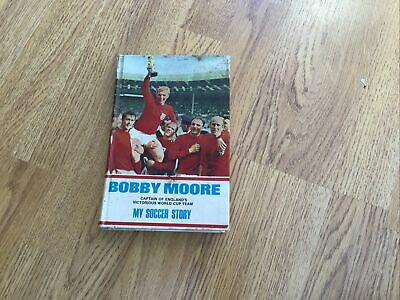 £3.50 • Buy Bobby Moore My Soccer Story Book. 1966 Edition.