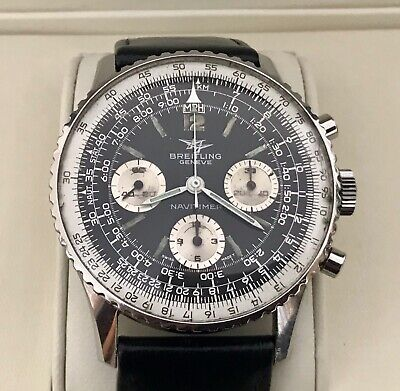 £2950 • Buy Breitling Navitimer 806 Vintage 1966 Twin Jets Men's Chronograph Watch