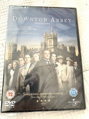£2.94 • Buy Downtown Abbey Series One DVD New & Sealed