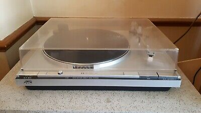 £72 • Buy Jvc  L-a31 Turntable  Direct Drive Pitch Speed Control Japan  Gwo Read Discrimin