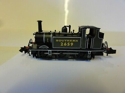 £75 • Buy DAPOL 2S-012-002 0-6-0T STROUDLEY TERRIER TANK LOCO No. 2659 SOUTHERN BOXED