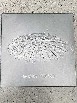 £20 • Buy Royal Mint 2000 United Kingdom Brilliant Uncirculated Millenium Dome Crown Pack