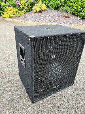 £25 • Buy Active Pa Subwoofer 18'
