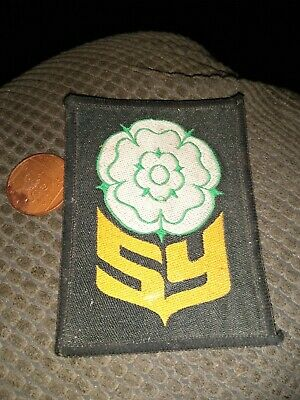 £3.25 • Buy Possible Yorkshire Military Patch. I Cannot Find This Anywhere On Google.
