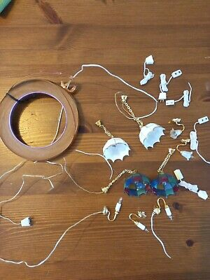 £10 • Buy 12 Scale Dolls House Lights Bundle For Spares And Repair