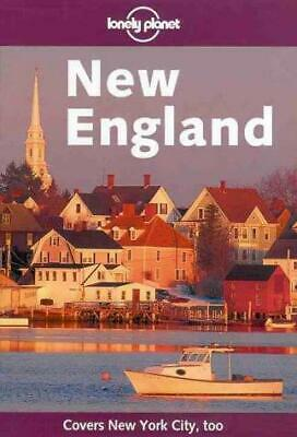 £2.83 • Buy Lonely Planet New England (Lonely Planet New England, 2nd Ed) By Brosnahan, Tom