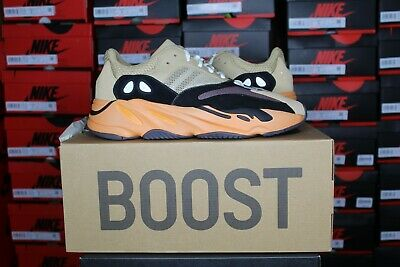 $ CDN419.99 • Buy Adidas Yeezy 700 Enflame Amber - Size 9.5 -Brand New - GW0297 - FAST SHIPPING