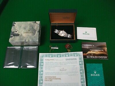 £3750 • Buy Vintage 1986/87 Rolex Date 15053 Automatic, Box Papers And Swing Tags