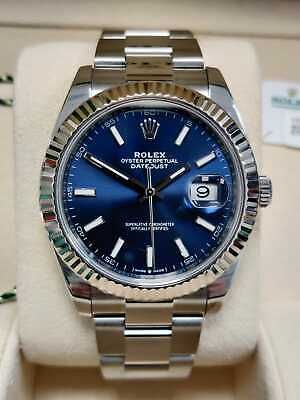 $ CDN15697.01 • Buy Rolex Datejust 41mm 126334 Box And Papers 2019 (103)