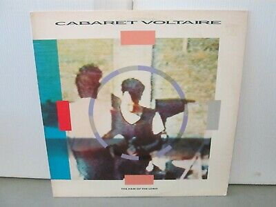 £11.35 • Buy CABARET VOLTAIRE--The Arm Of The Lord--Vinyl LP--1985 Virgin-with Printed Inner