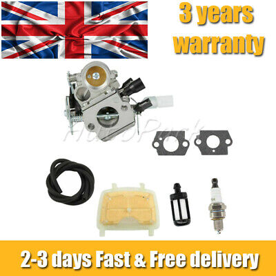 £14.69 • Buy Carburettor 1139 120 0612 Carburetor Carb For Stihl Chainsaw MS171 MS181 MS211