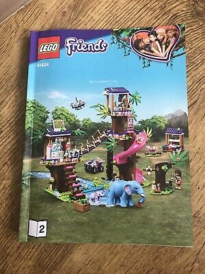 £20 • Buy Lego Friends 41424 Complete Boxed Set Including Instruction Book
