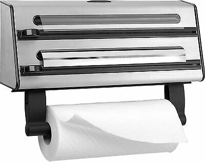 £17 • Buy Contura - Triple Roll Dispenser For Foil, Cling Film And Paper Towel.