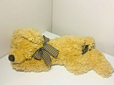 £12.99 • Buy Russ Berrie & Co Teddy Bear Nickelby Soft Plush Cuddly Collectible Vintage Toy