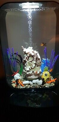 £200 • Buy Biorb Life 60L Fish Tank, White With Accessories
