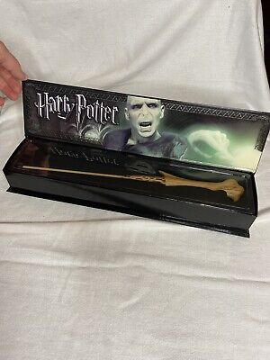 $ CDN36.54 • Buy Harry Potter Noble Collection Lord Voldemort Illuminating Wand