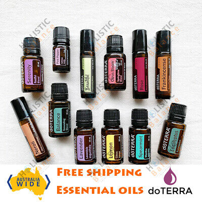 AU32 • Buy DoTERRA Various Pure Essential Oil Big Discount, Free Postage. Affordable Beauty