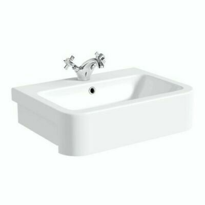 £15 • Buy Victoria Plum - Orchard Dulwich Semi Recessed Countertop Sink 565mm - NEW