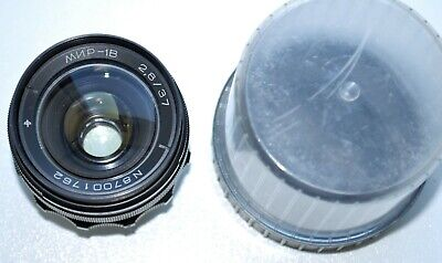 $75 • Buy MIR-1B Wide Angle Russian 37 Mm F 2.8 M42 Lens For Zenit SLR