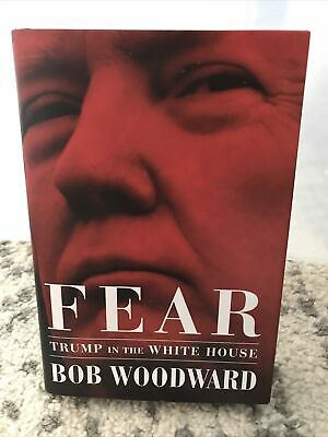 AU58.38 • Buy ***Signed*** Fear Trump In The White House By Bob Woodward
