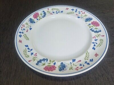 £9 • Buy BHS Priory Tableware 2x Dinner Plates. No Chips