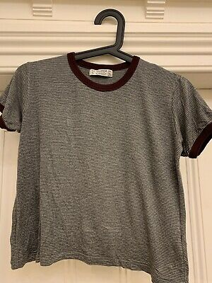 AU3.67 • Buy Pull And Bear Crop Top Size S