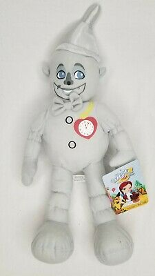 £7.27 • Buy Wizard Of Oz Toy Factory Tin Man Doll With Tag 17  2012 Collectible