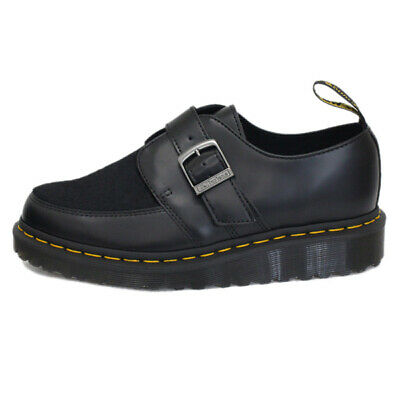 £84.99 • Buy Dr Martens Ramsey Monk Hair On Black Leather Creeper Shoes