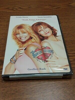 £3.55 • Buy The Banger Sisters - Goldie Hawn - DVD - Brand New!