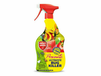£9.99 • Buy Provanto Ultimate Bug Killer RTU 1L, Lily Beetle Whitefly Scale Greenfly, Thrips