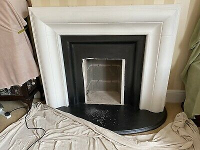 £20 • Buy Plaster Fire Surround And Hearth