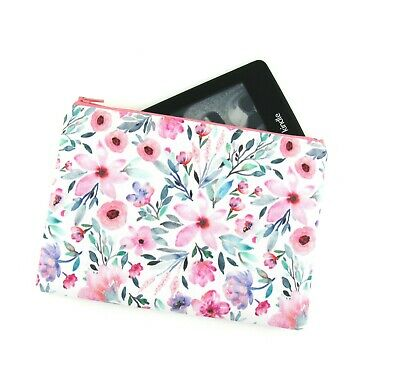 AU28 • Buy Dainty Floral Kindle Padded E-Reader Case, Paperwhite Sleeve, Amazon Oasis