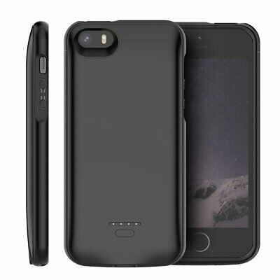 £17.99 • Buy Slim Backup Battery Charger Case For IPhone 6 6S 7 8 Plus X Power Charging Cover