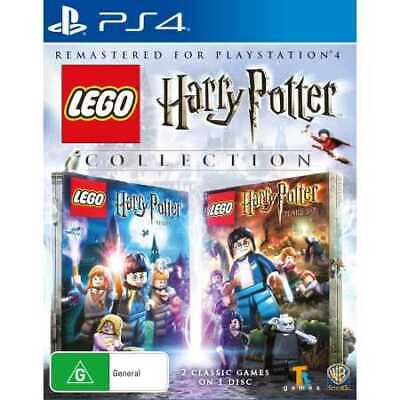 AU39 • Buy LEGO Harry Potter Collection Playstation PS4 Game