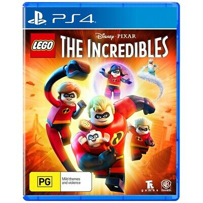 AU49 • Buy LEGO The Incredibles Playstation PS4 Game