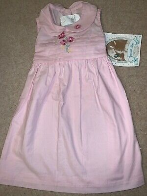 £3.80 • Buy Girl Spanish Style Jessica Ann Boutique Dress Age 3-4 BNWT