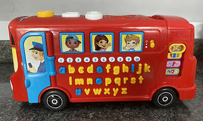 £12.99 • Buy Vetch Playtime Bus With Phonics  -Lights, Sounds Letters Music Early Learning