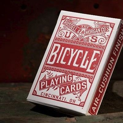 £5.99 • Buy Bicycle Chainless Poker Playing Card Deck. U.S Playing Card Company..Red