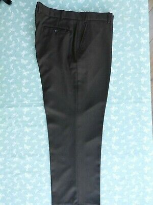 £6 • Buy Taylor & Wright Dark Brown Coloured Trousers Size42 With 29 Inseam