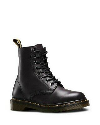 £89.99 • Buy Dr Martens 1460 Pascal Antique Temperley Charcoal Grey Leather Boots UK 6 13