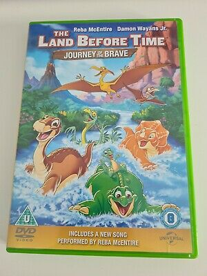 £2 • Buy The Land Before Time - Journey Of The Brave DVD NEW DVD (8306802)