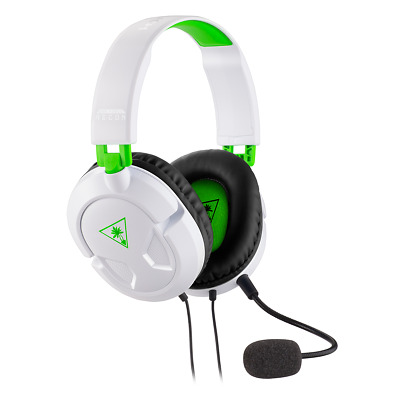 £8.99 • Buy Turtle Beach Recon 50X White Wired Gaming Headset New Sealed